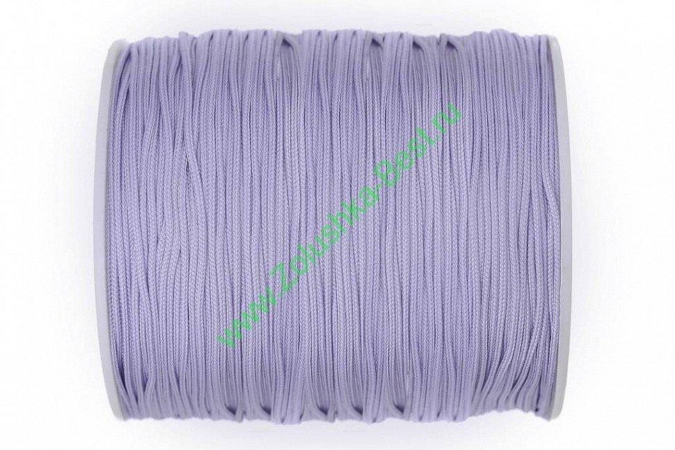 Шнур нежно фиолетовый